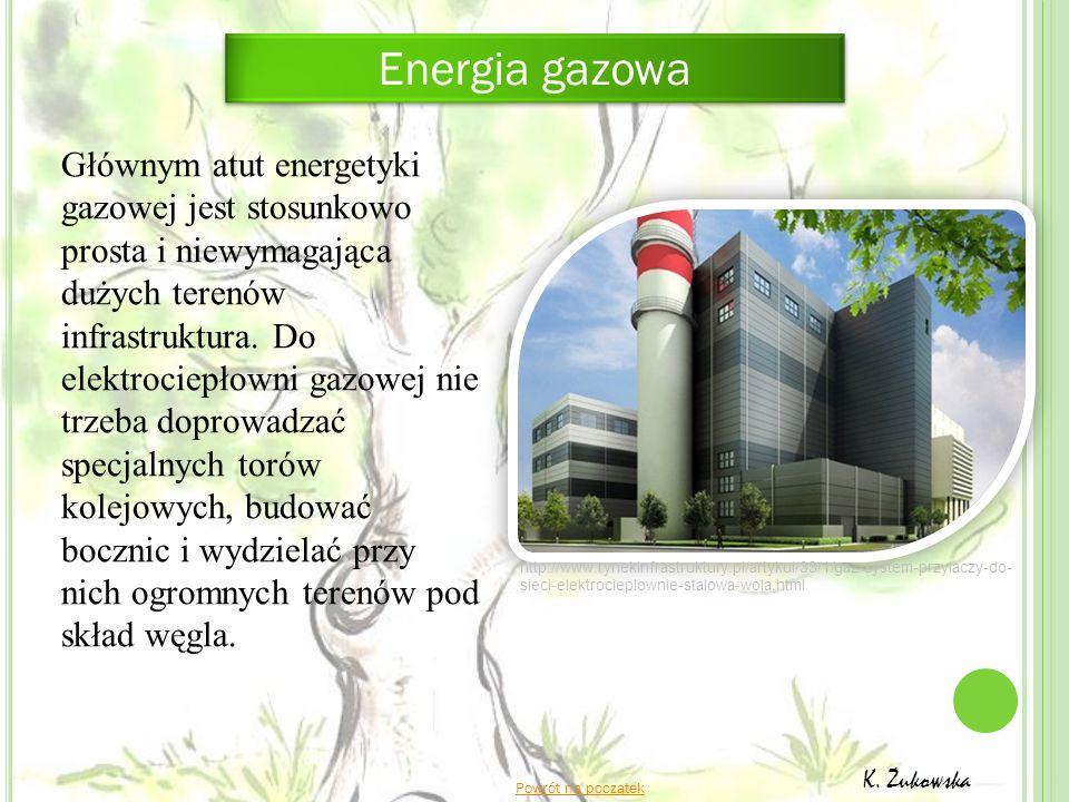Energia gazowa