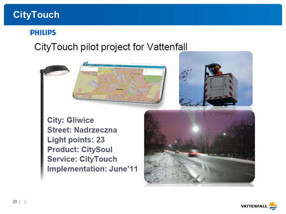 CityTouch 29 | |