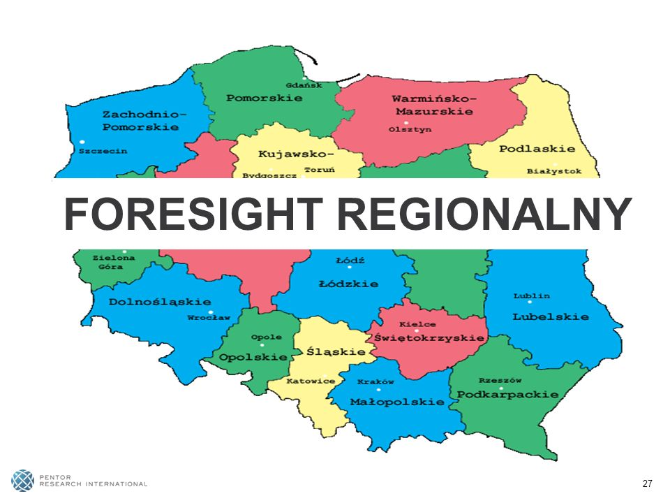 FORESIGHT REGIONALNY 27