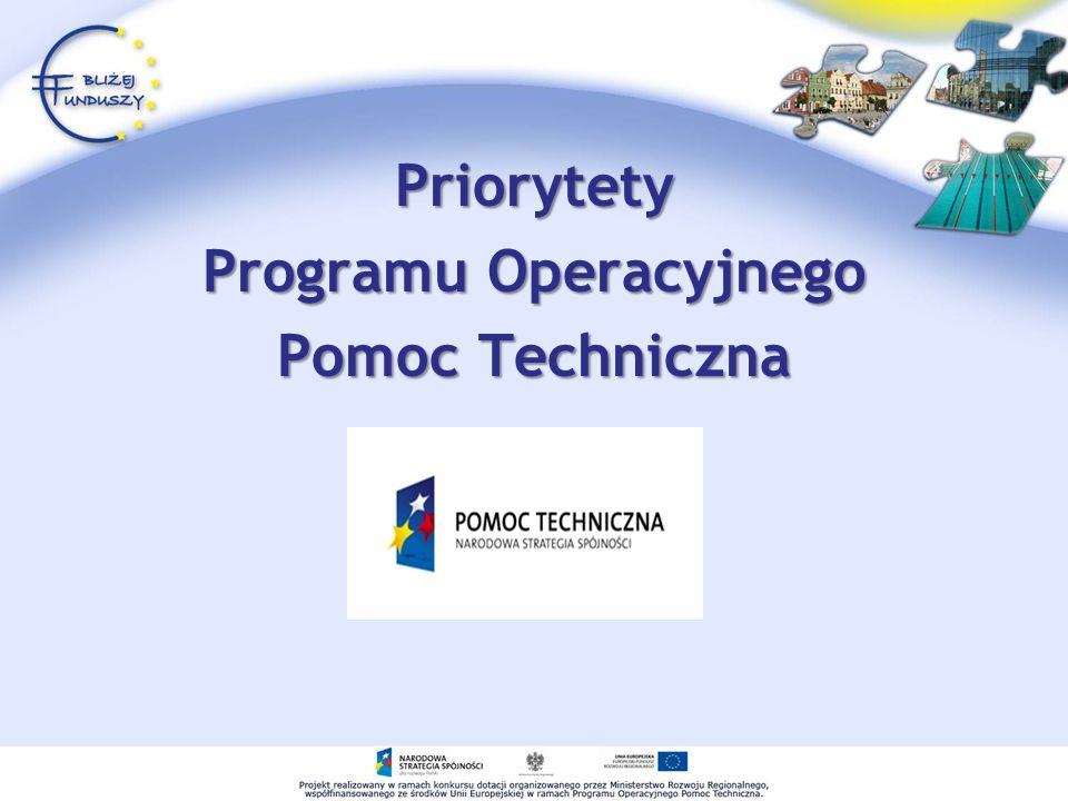 Programu Operacyjnego