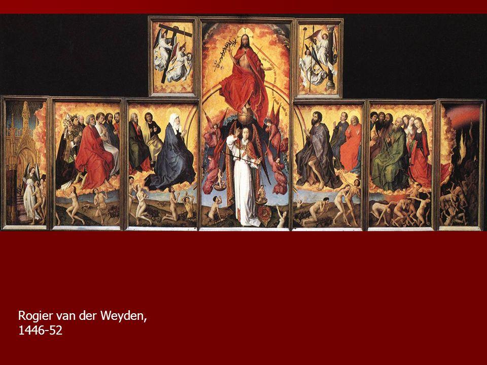 Rogier van der Weyden, 1446-52