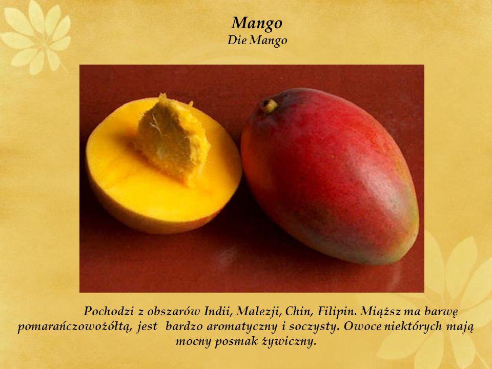 Mango Die Mango.