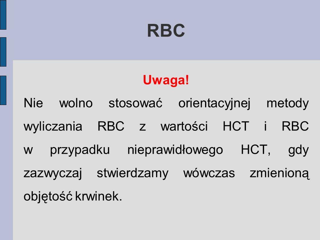 RBCUwaga!