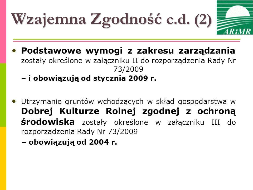 Wzajemna Zgodność c.d. (2)