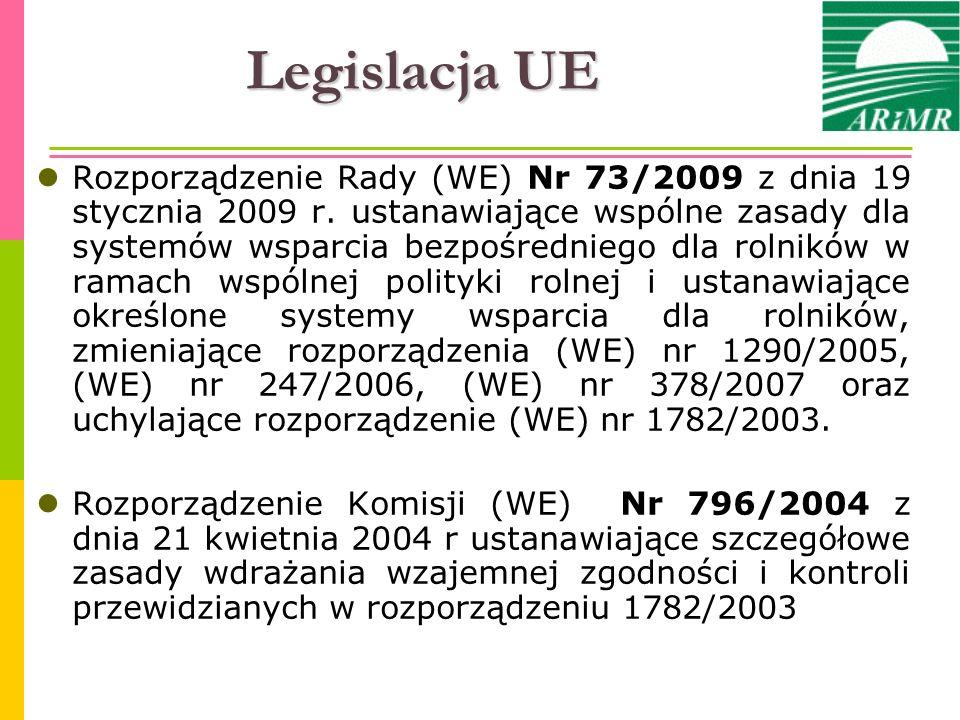 Legislacja UE