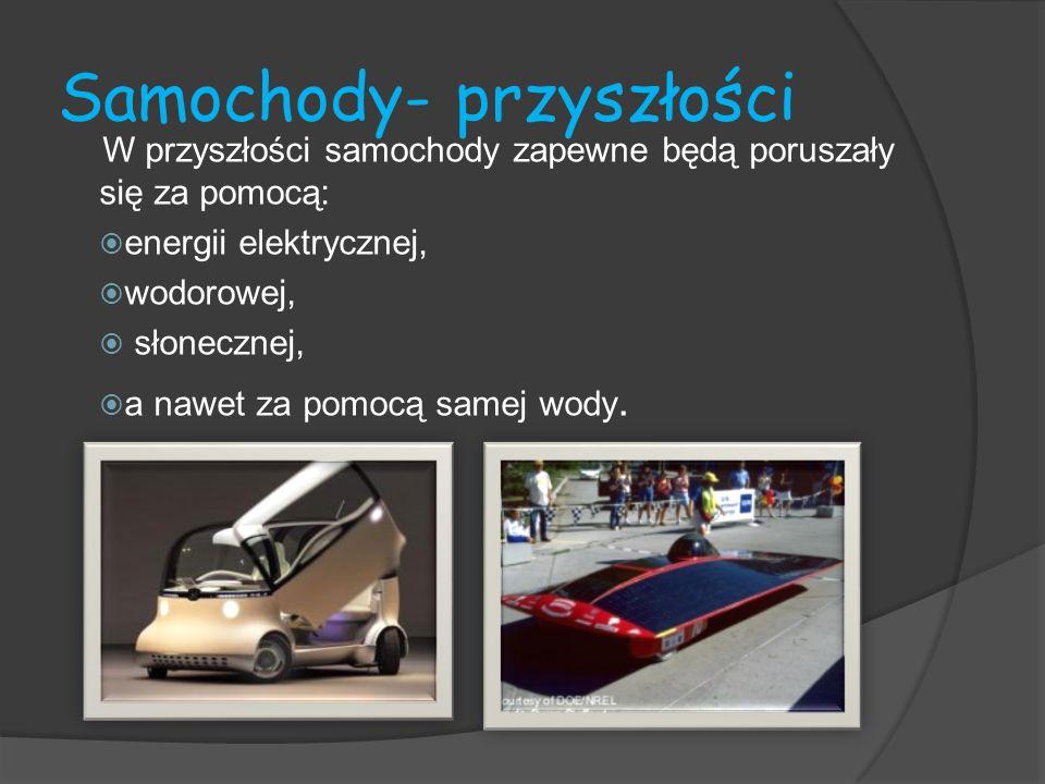 Samochody- przyszłości