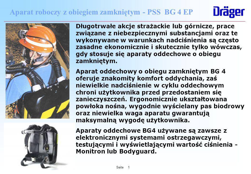 Długotrwałe akcje strażackie lub górnicze, prace związane z niebezpiecznymi substancjami oraz te wykonywane w warunkach nadciśnienia są często zasadne ekonomicznie i skutecznie tylko wówczas, gdy stosuje się aparaty oddechowe o obiegu zamkniętym.