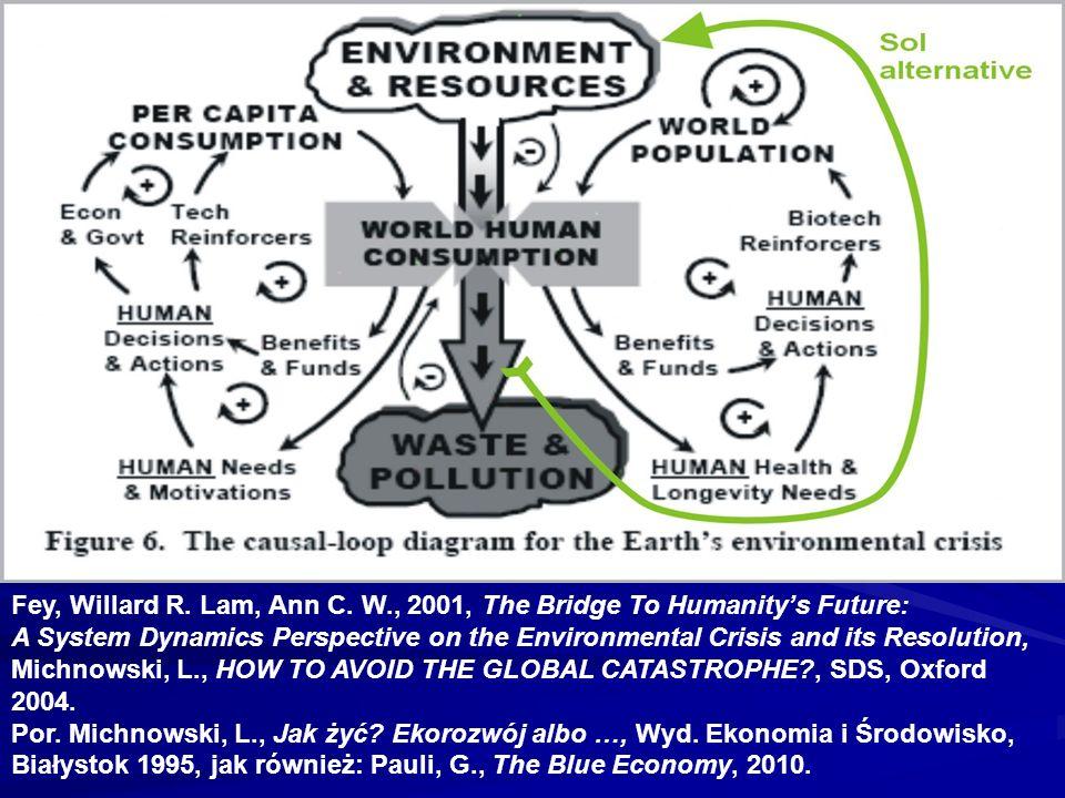 Fey, Willard R. Lam, Ann C. W., 2001, The Bridge To Humanity's Future: