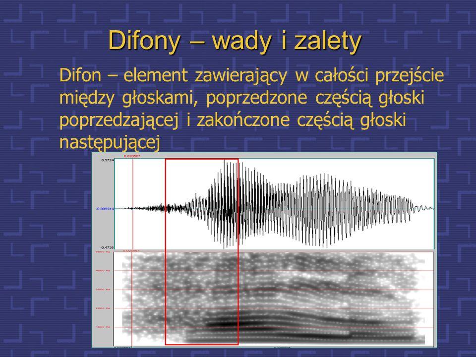Difony – wady i zalety