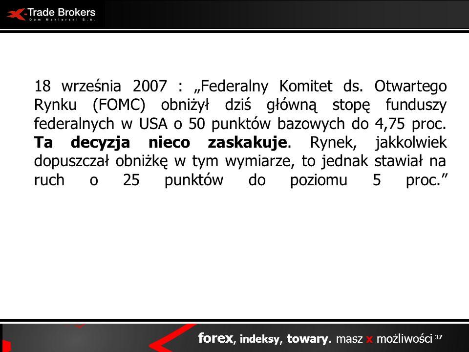 """18 września 2007 : """"Federalny Komitet ds"""