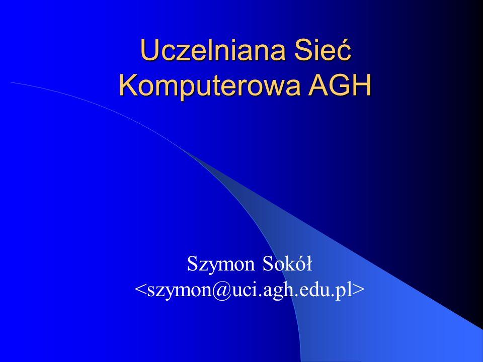 Uczelniana Sieć Komputerowa AGH