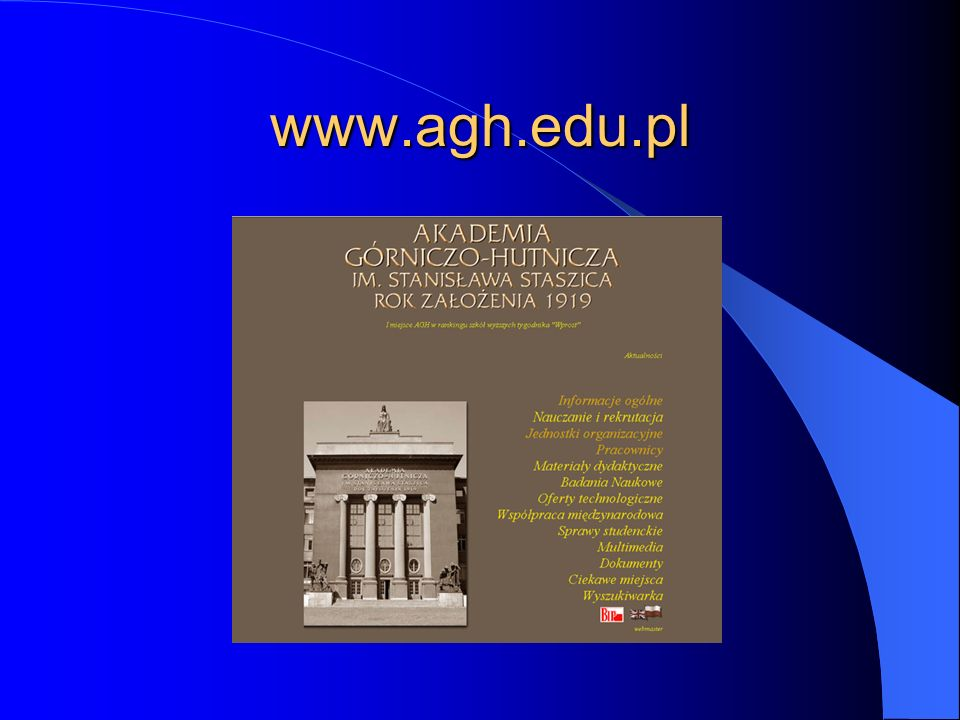 www.agh.edu.pl