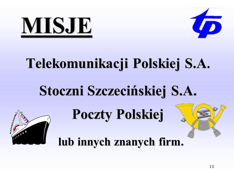 Telekomunikacji Polskiej S.A.