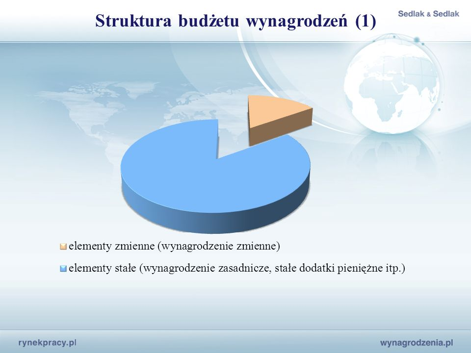Struktura budżetu wynagrodzeń (1)