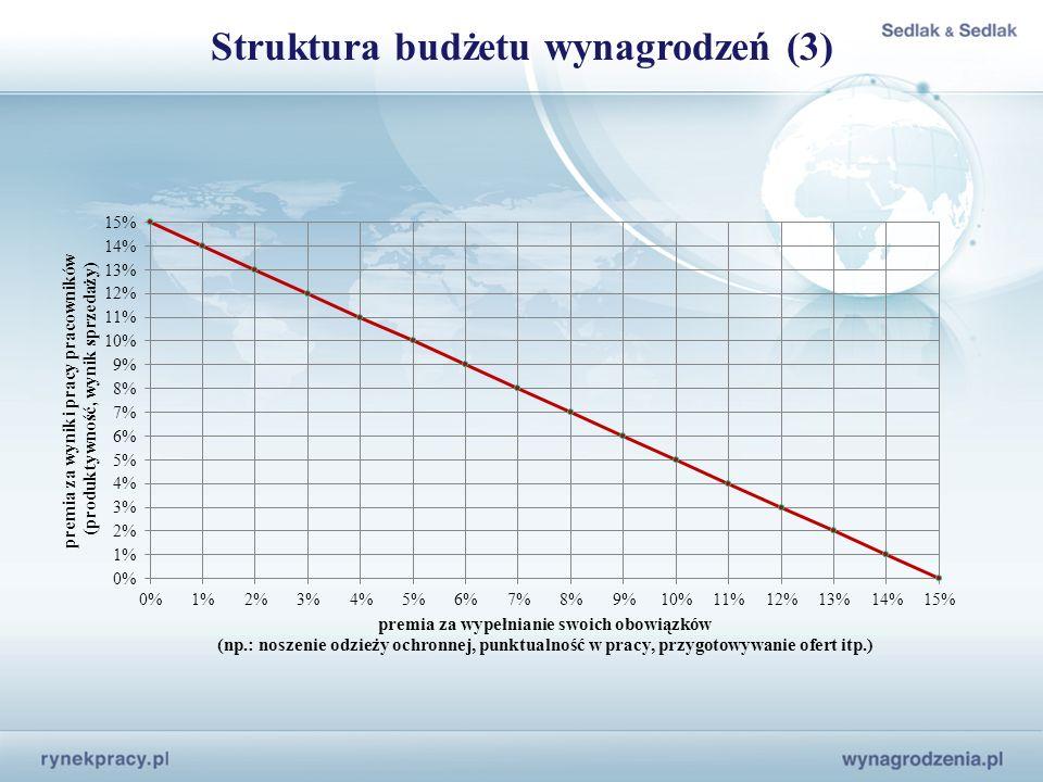 Struktura budżetu wynagrodzeń (3)