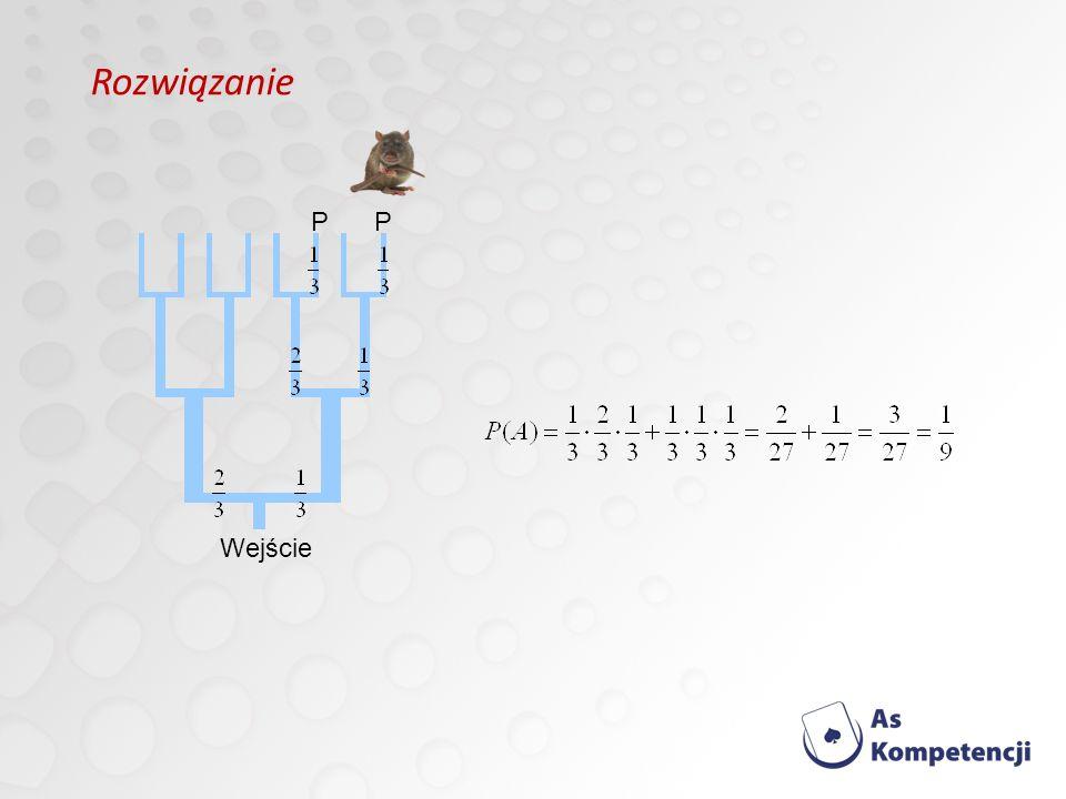 Rozwiązanie Wejście P