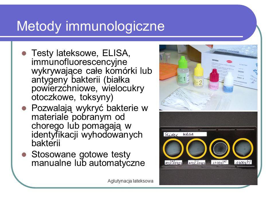 Metody immunologiczne