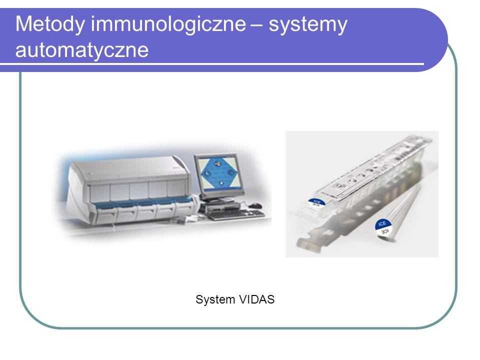 Metody immunologiczne – systemy automatyczne