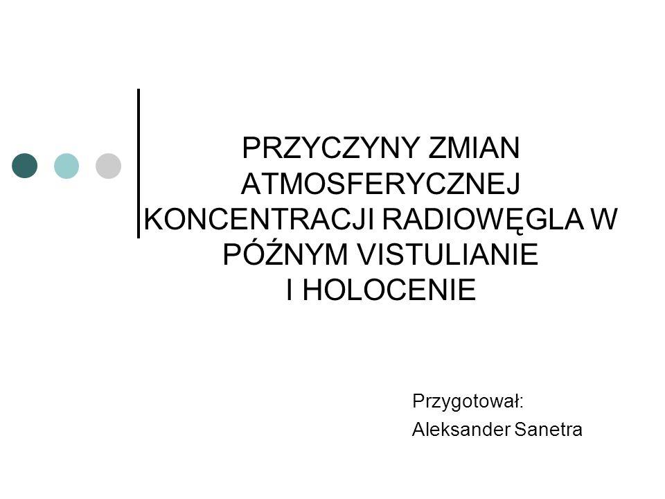 Przygotował: Aleksander Sanetra