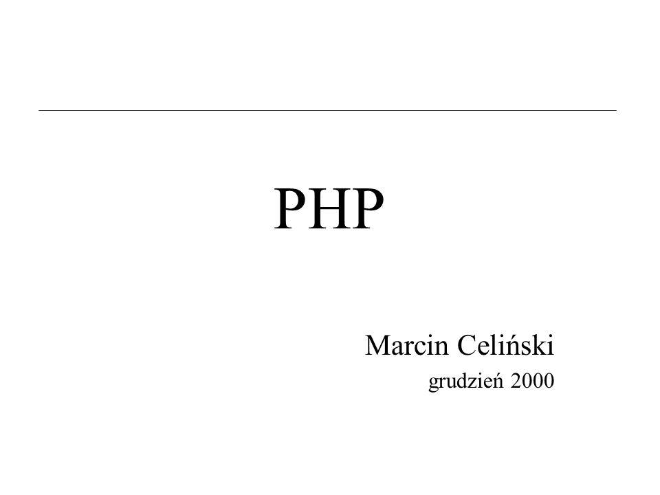 Marcin Celiński grudzień 2000
