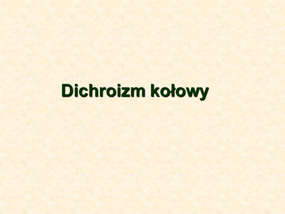 Dichroizm kołowy