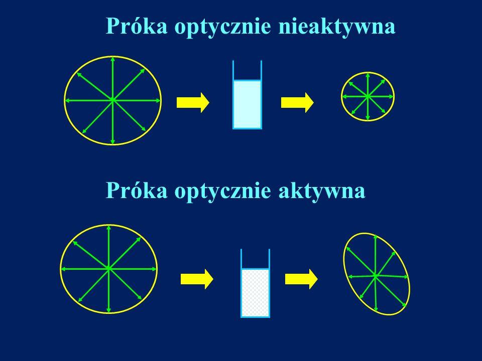 Próka optycznie nieaktywna