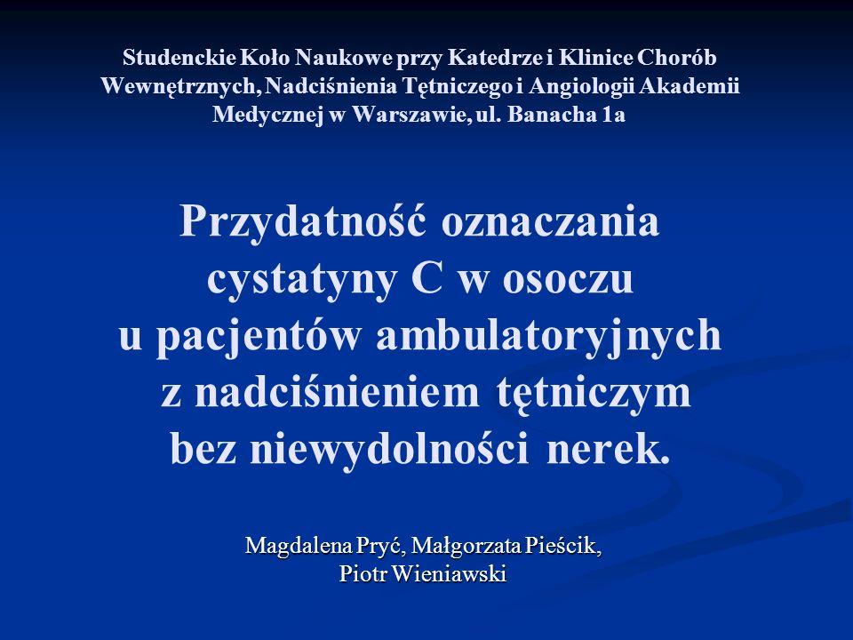 Magdalena Pryć, Małgorzata Pieścik, Piotr Wieniawski