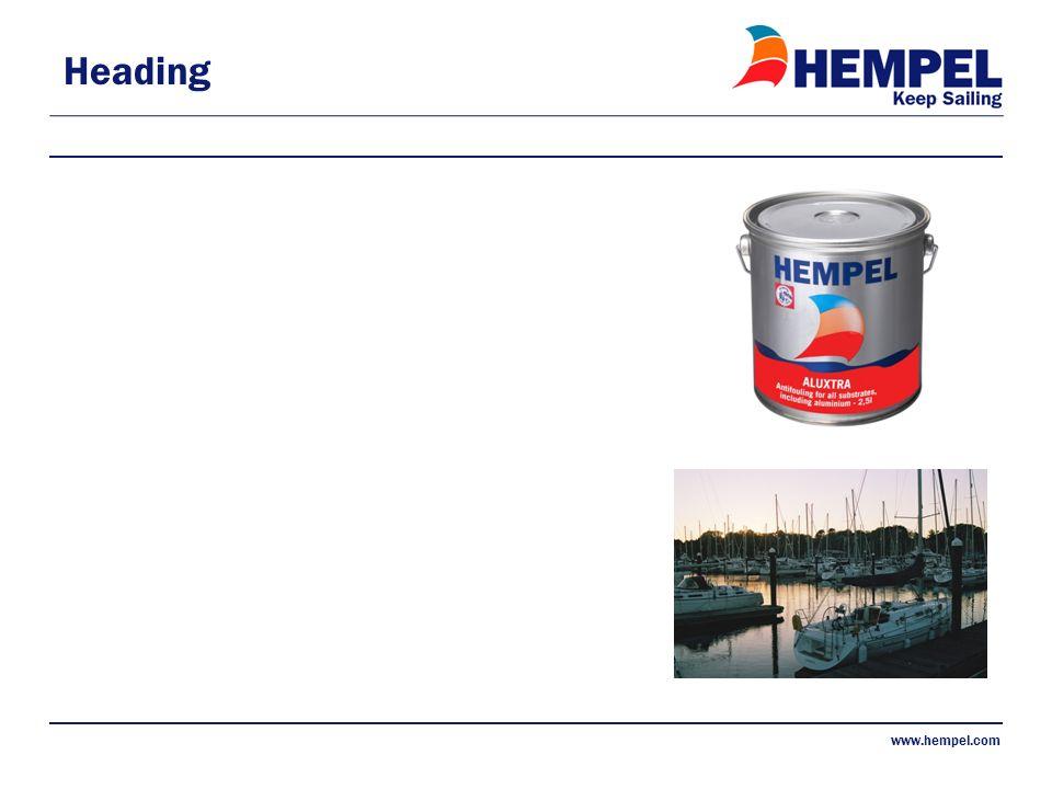 Heading www.hempel.com