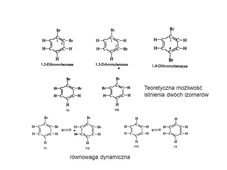 Teoretyczna możliwość istnienia dwóch izomerów