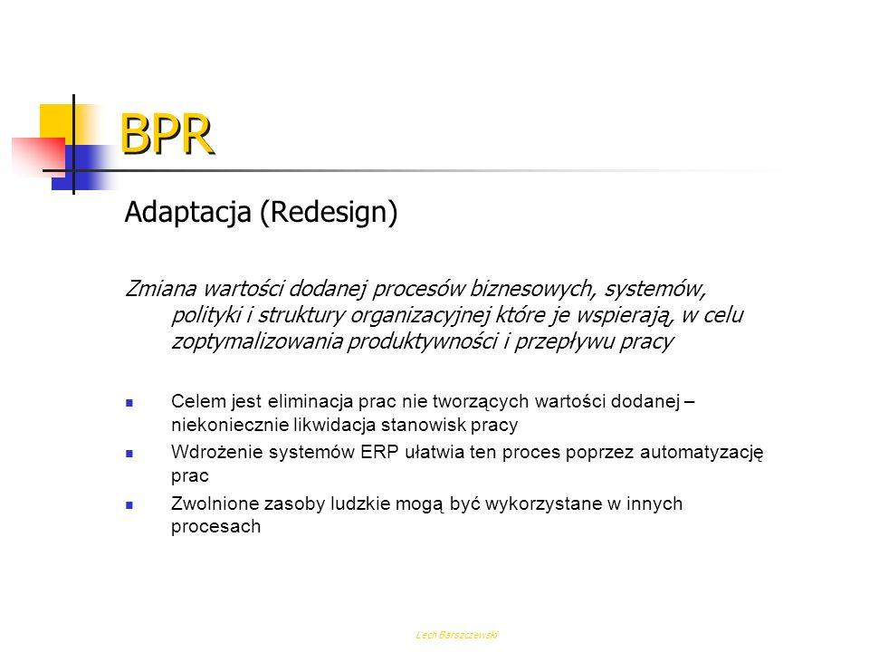 BPR Adaptacja (Redesign)