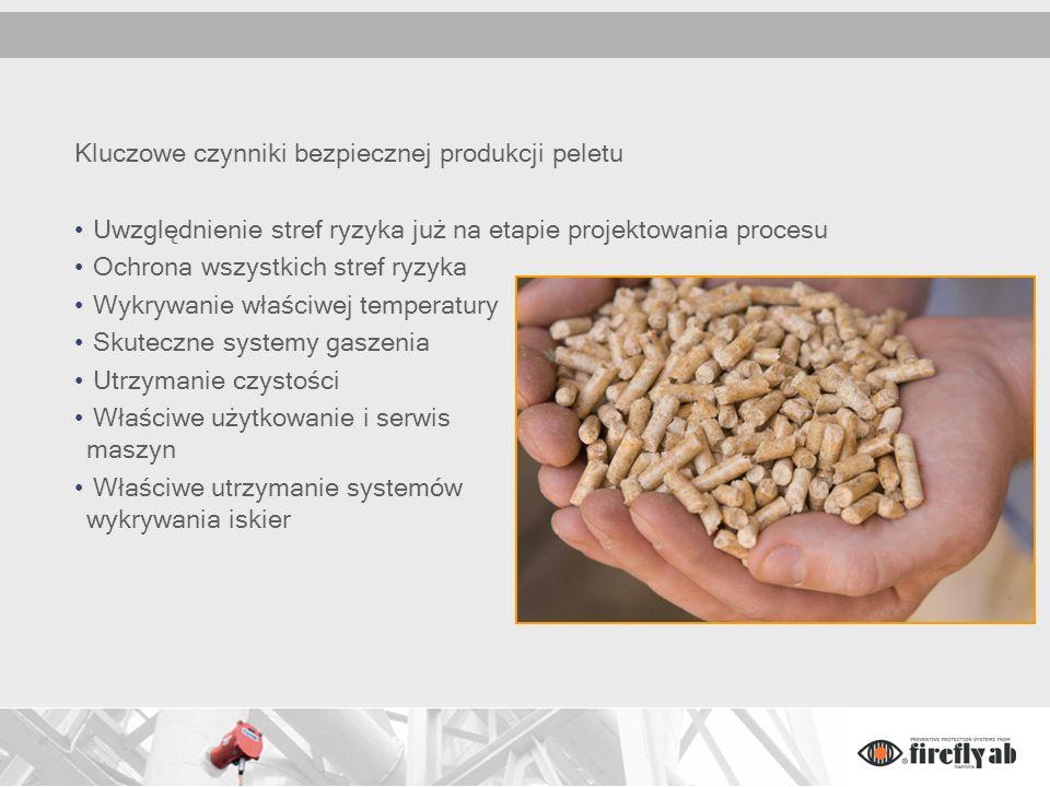Kluczowe czynniki bezpiecznej produkcji peletu