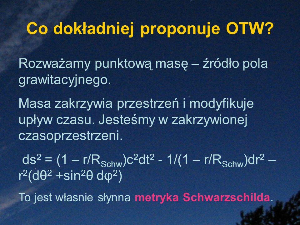 Co dokładniej proponuje OTW