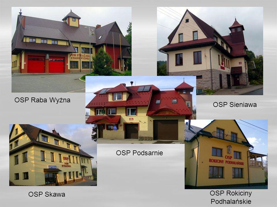 OSP Rokiciny Podhalańskie