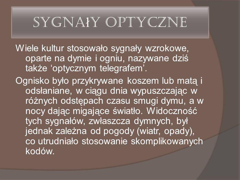Sygnały optyczne