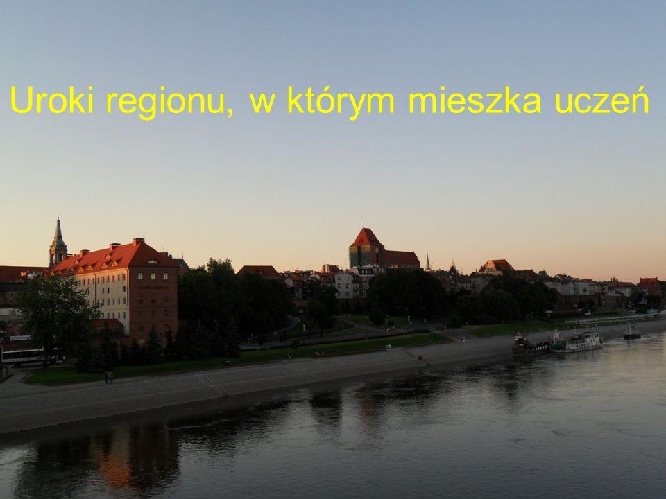 Uroki regionu, w którym mieszka uczeń