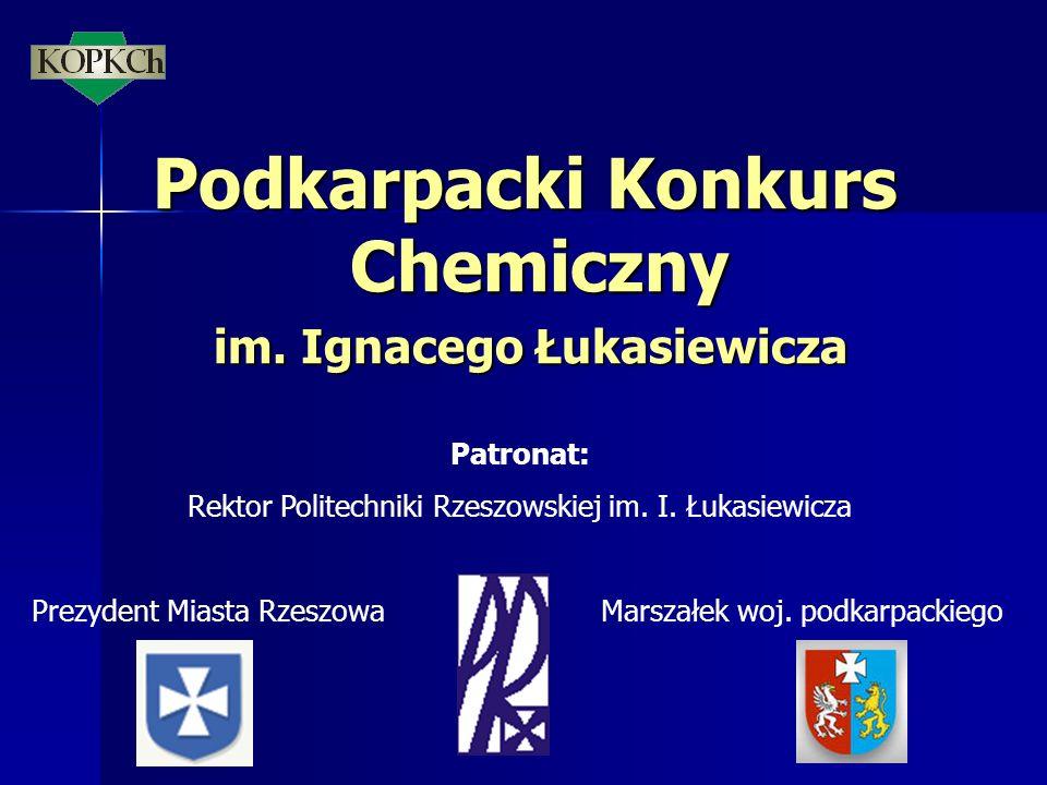 Podkarpacki Konkurs Chemiczny im. Ignacego Łukasiewicza