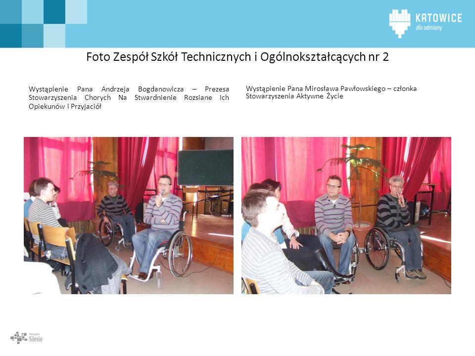 Foto Zespół Szkół Technicznych i Ogólnokształcących nr 2
