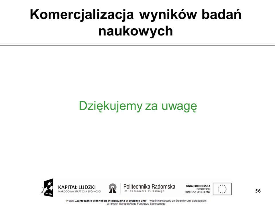Dziękujemy za uwagę www.proinno- europe.eu/index.cfm fuseaction=page.display&topicI D=63&parentID=63.