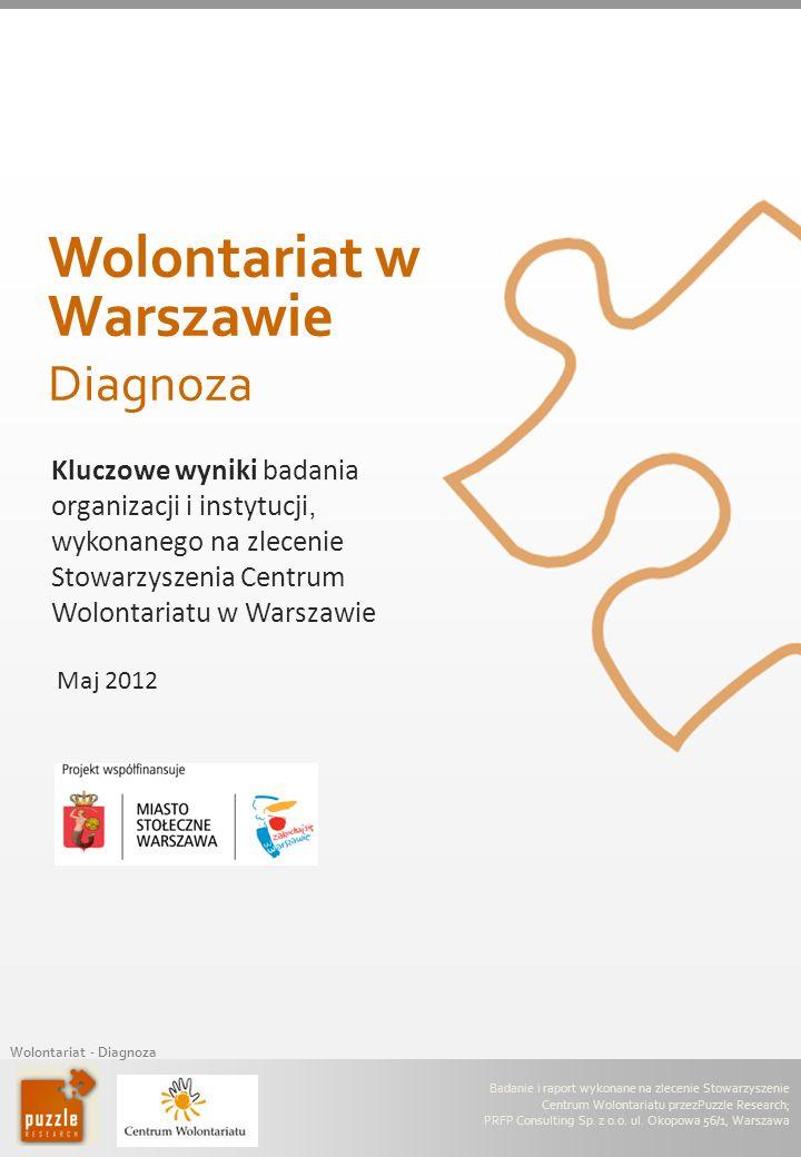 Wolontariat w Warszawie