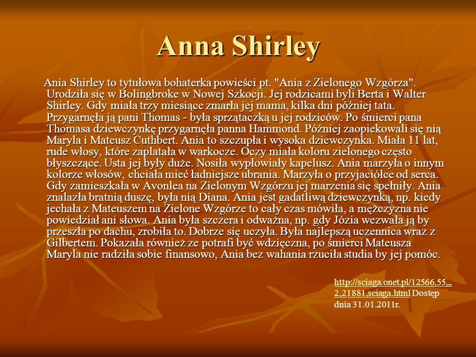 Anna Shirley