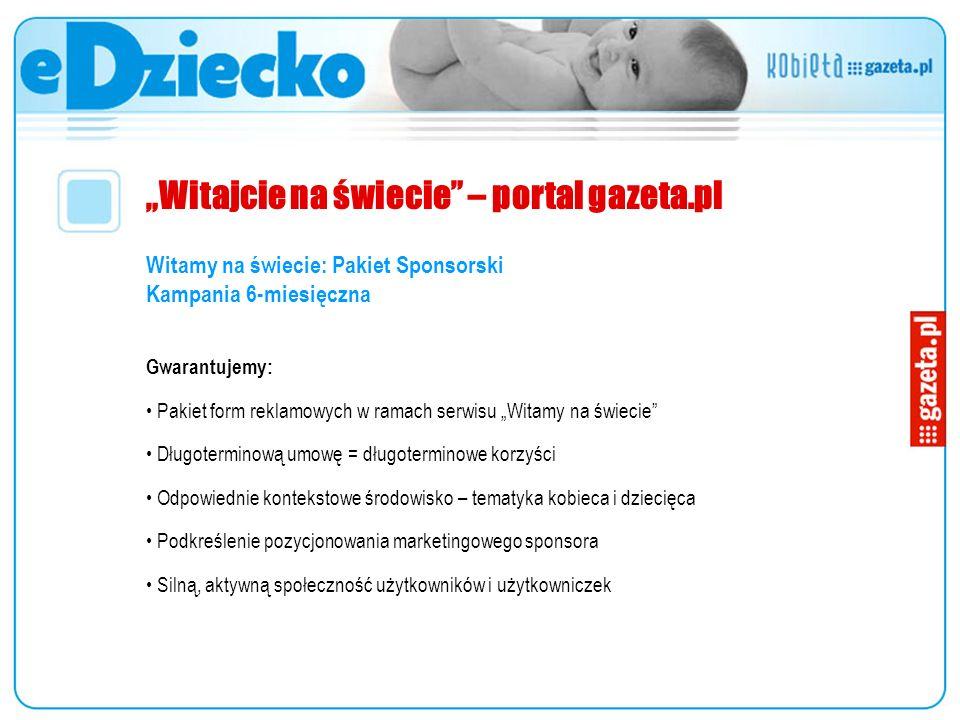 """""""Witajcie na świecie – portal gazeta.pl"""