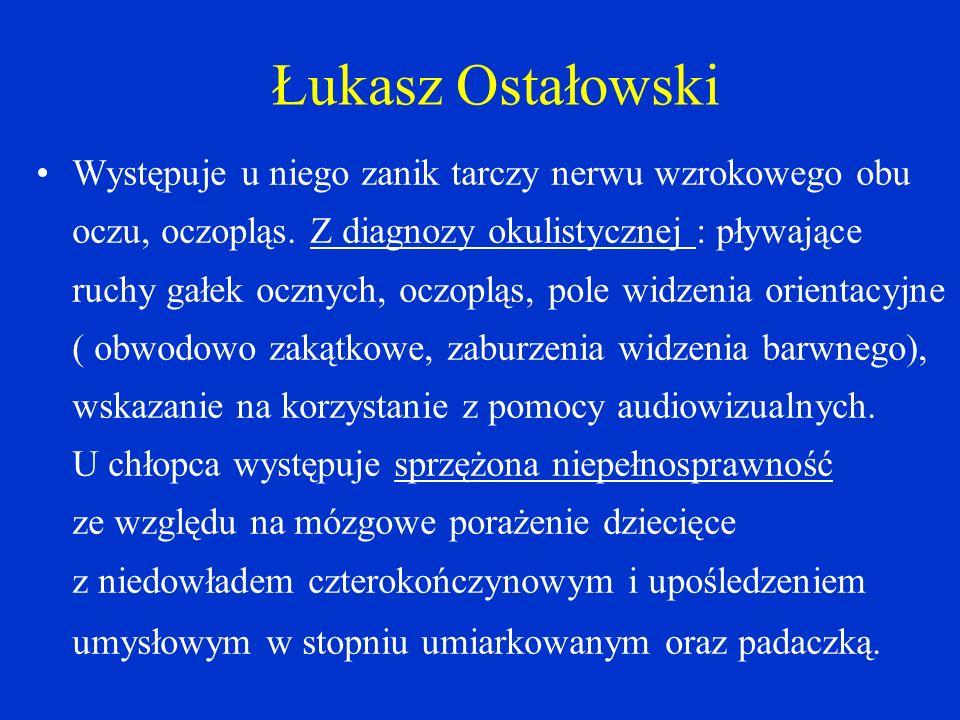 Łukasz Ostałowski