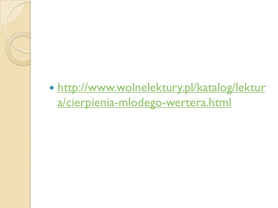 http://www. wolnelektury