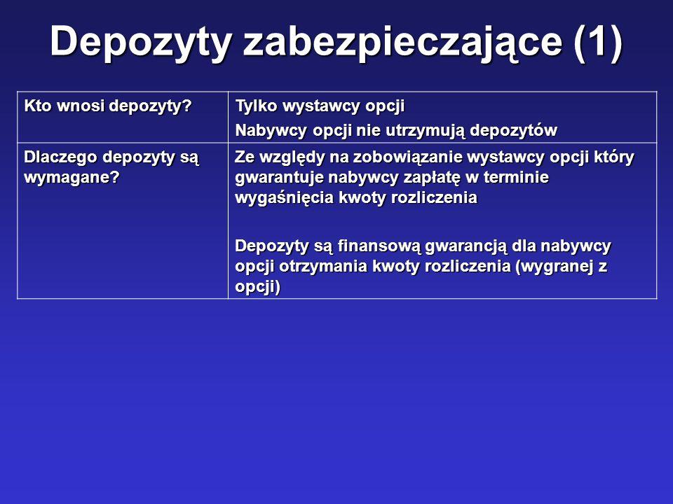 Depozyty zabezpieczające (1)