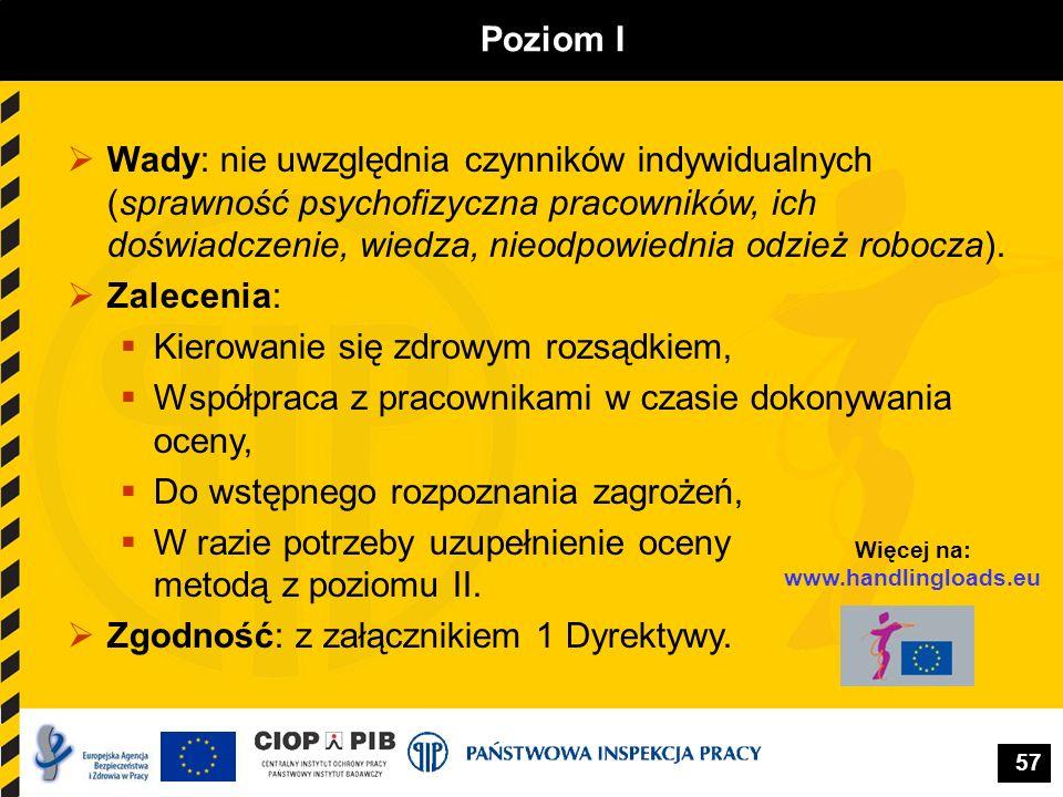 Więcej na: www.handlingloads.eu