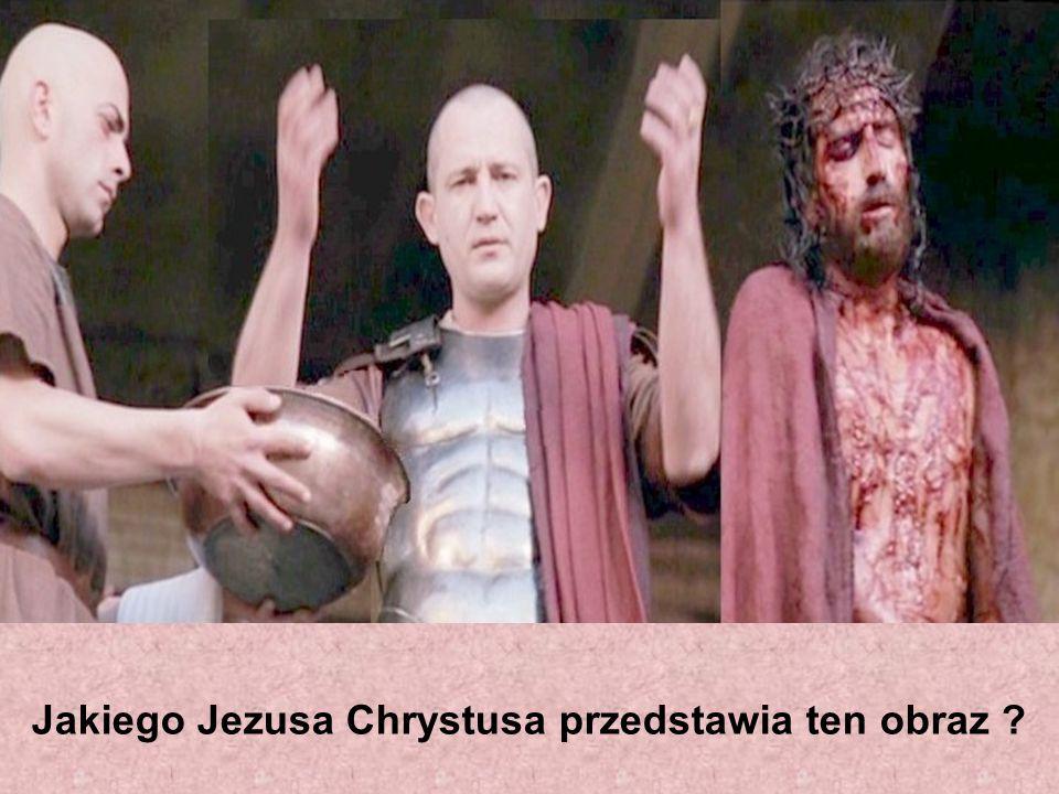 z Jakiego Jezusa Chrystusa przedstawia ten obraz