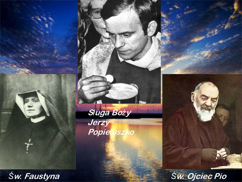 Sługa Boży Jerzy Popiełuszko
