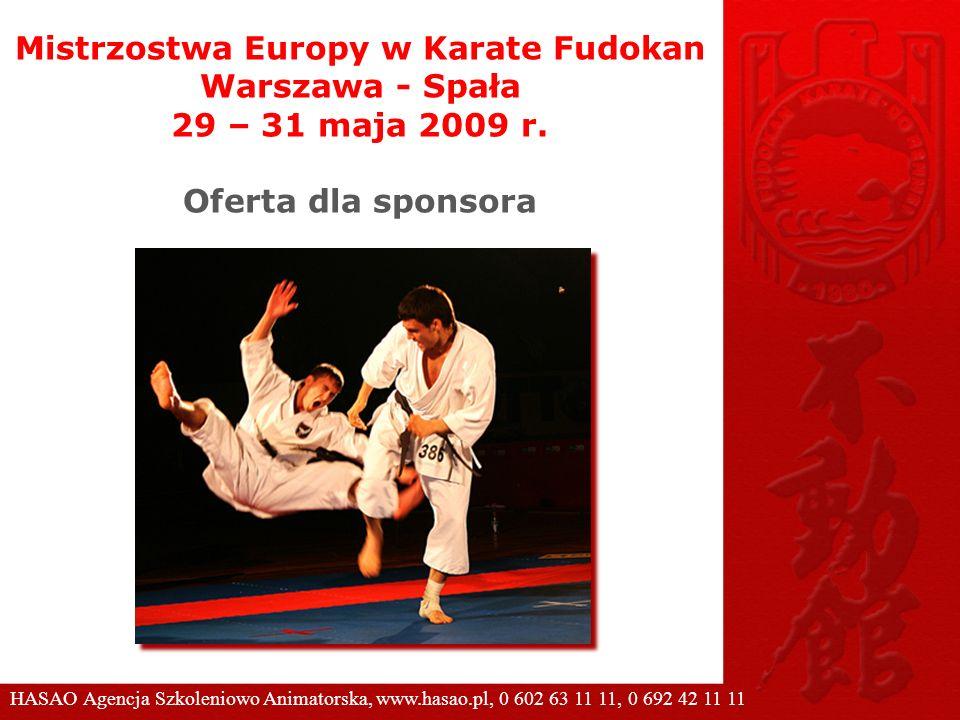 Mistrzostwa Europy w Karate Fudokan