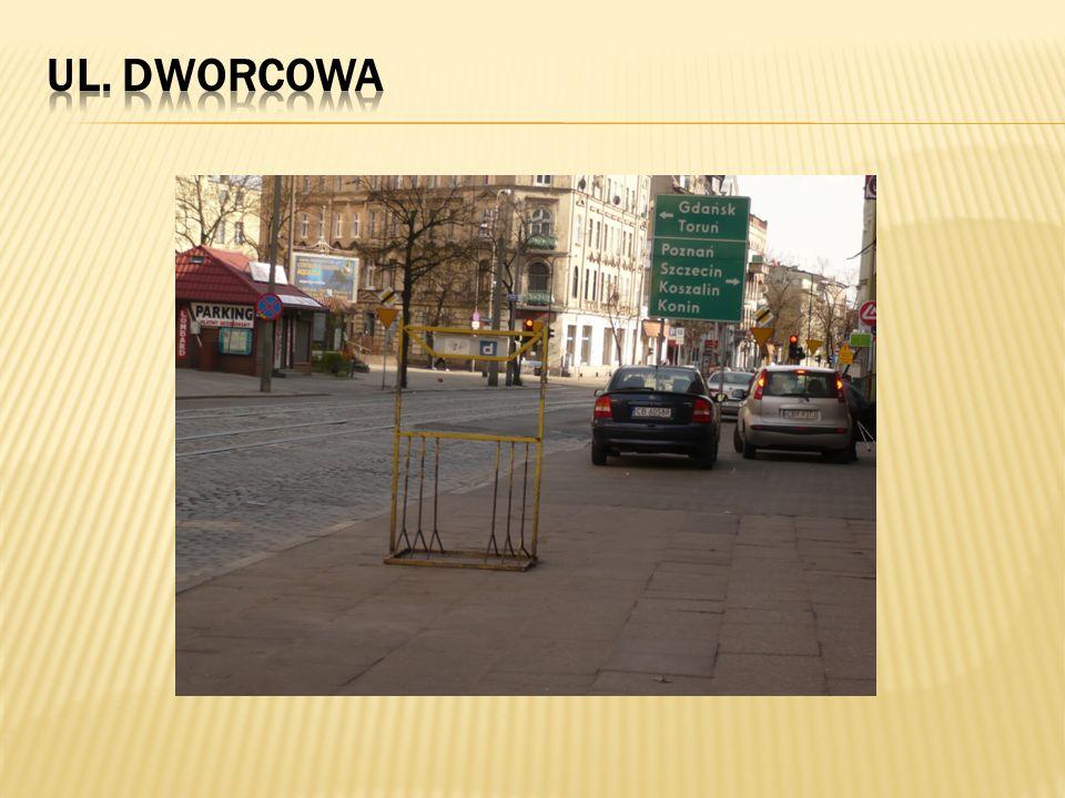 Ul. Dworcowa