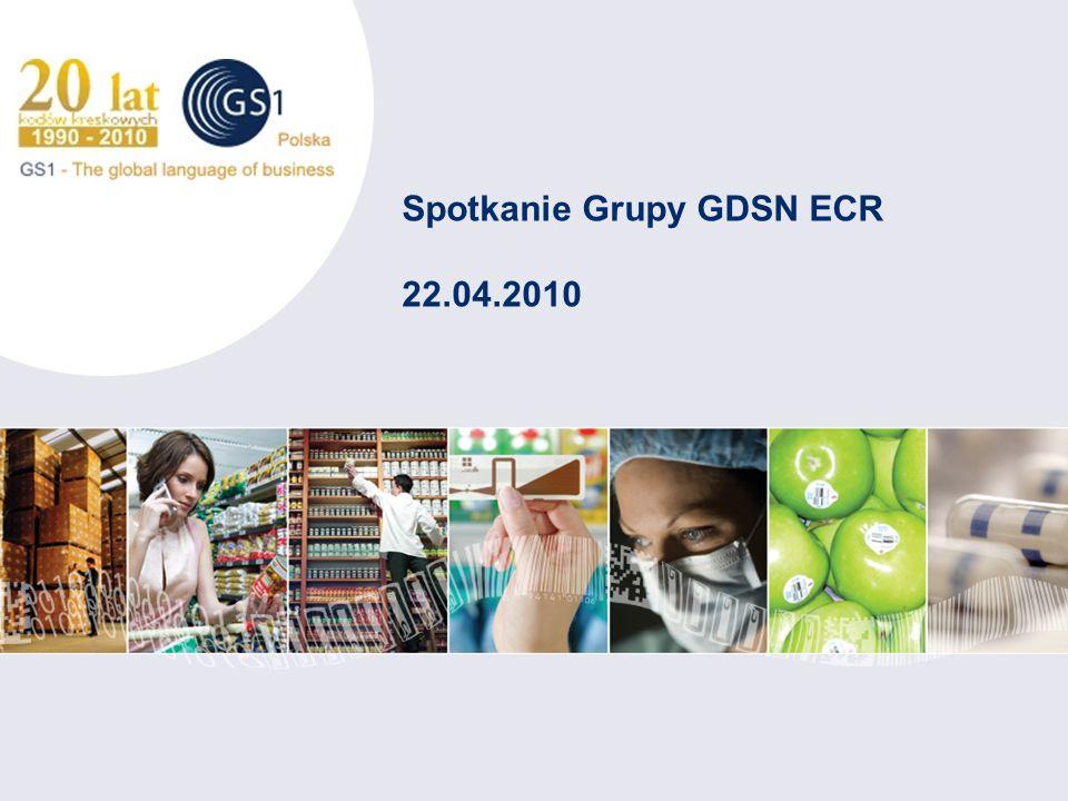 Spotkanie Grupy GDSN ECR 22.04.2010